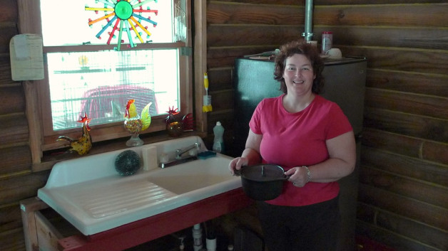 Cleaning Cast Iron Cookware