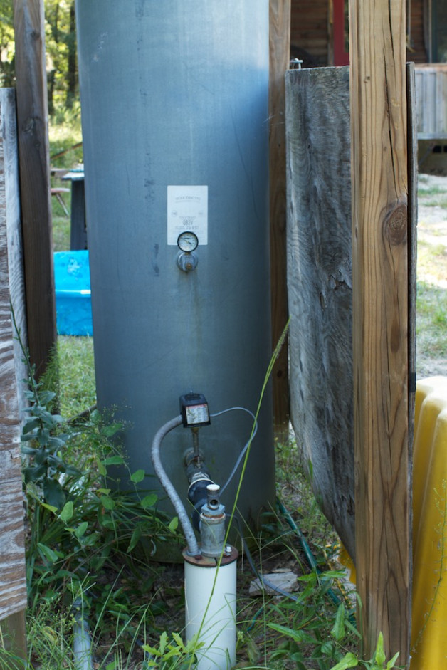 Water Tank Home Repair