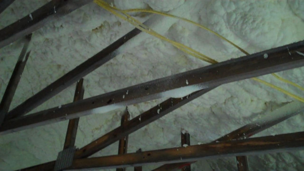 Log Cabin Insulation