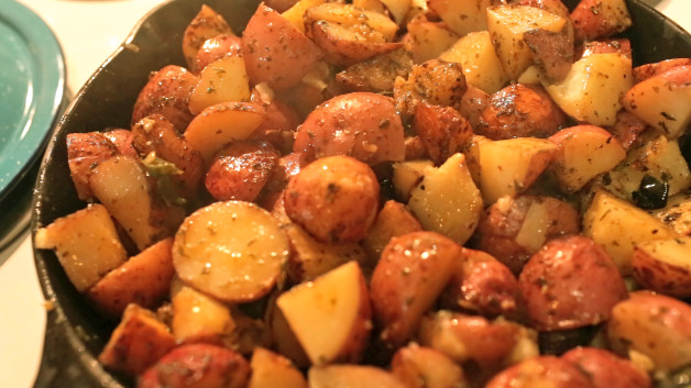 How to Fry Potatoes